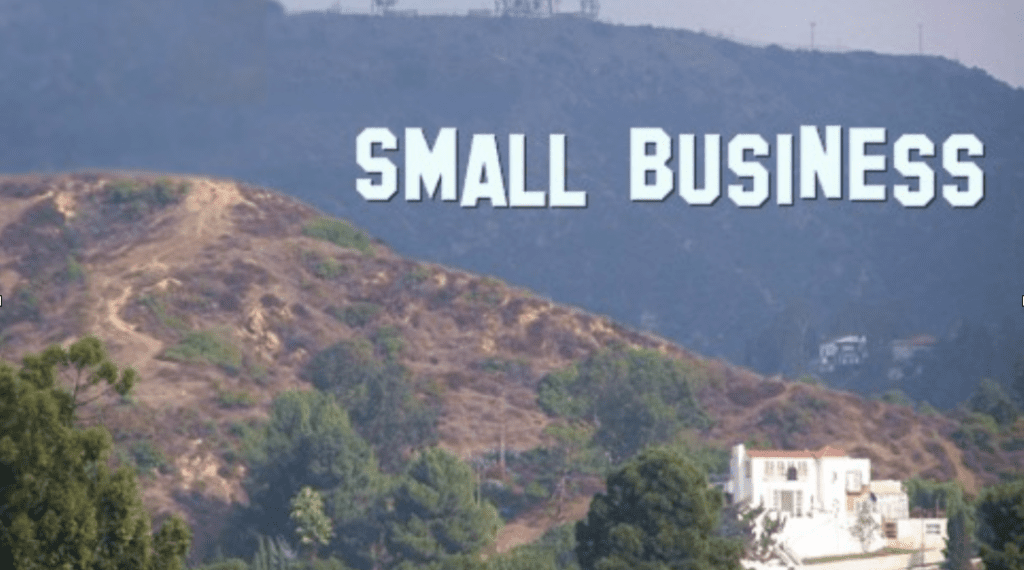 Celebrity small business
