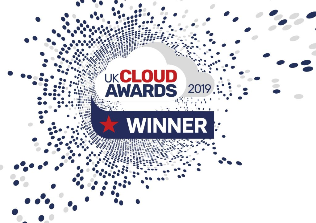 uk cloud awards 2019 winner