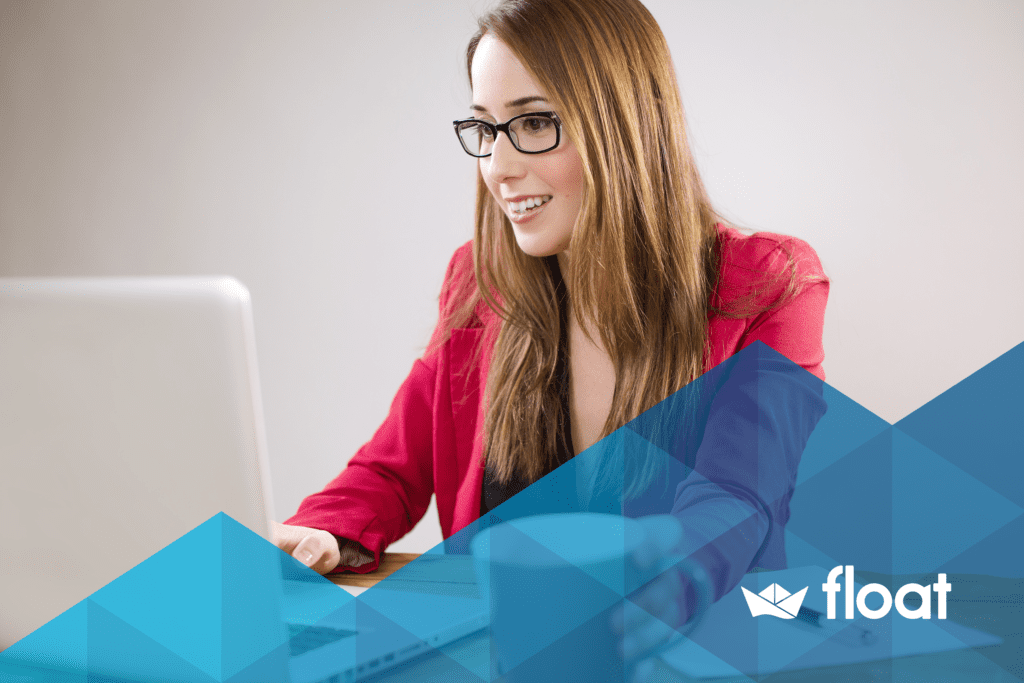 Lady using Xero add ons for business funding