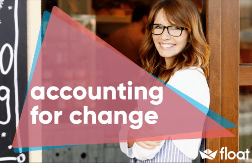 accounting for change cover