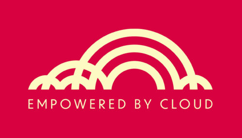 Empowered by Cloud logo
