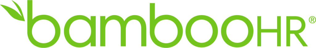 BambooHR company logo in green colour